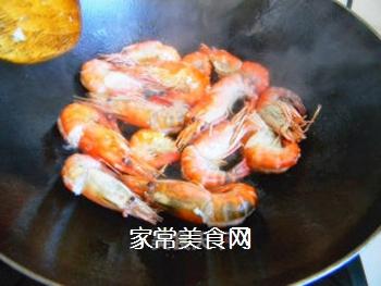 【黑龙江】油焖大虾的做法步骤:6