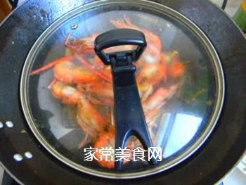 【黑龙江】油焖大虾的做法步骤:13