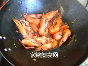 【黑龙江】油焖大虾的做法步骤:14