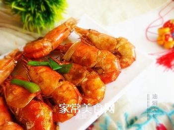 【黑龙江】油焖大虾的做法