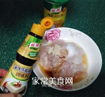 【江苏】芙蓉滑鱼片的做法步骤:3