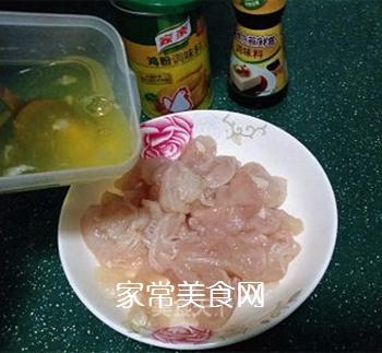【江苏】芙蓉滑鱼片的做法步骤:5