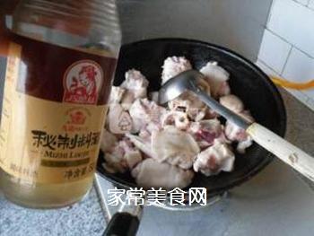 红烧猪脚的做法步骤:2
