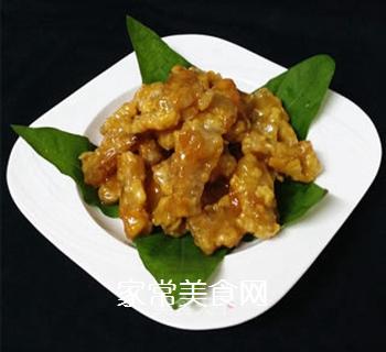 【山东】琥珀琉璃肉的做法步骤:12