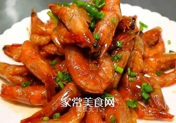 虾【油焖大虾】的做法