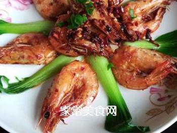油焖大虾的做法步骤:14