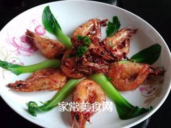 油焖大虾的做法步骤:15