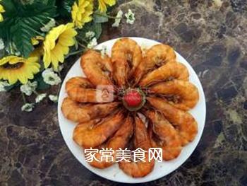 红烧大虾的做法步骤:7