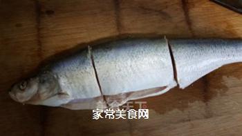 红烧鱼的做法步骤:3