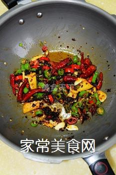 又到吃虾季---【麻辣虾爬子】的做法步骤:3