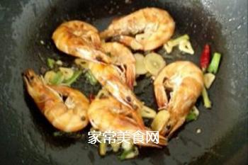 【天津】油焖大虾-节日宴客必备菜的做法步骤:5