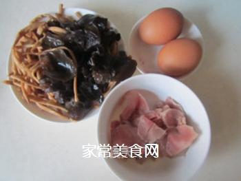 【湖北】木须肉的做法步骤:1