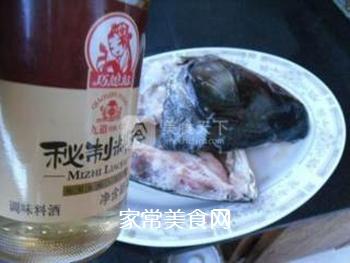 酱焖鱼头的做法步骤:2