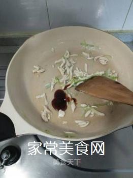 荷兰豆炒金针菇的做法步骤:10