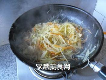 橄榄油小炒的做法步骤:9