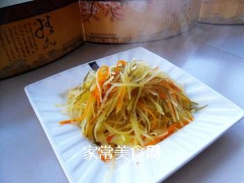 橄榄油小炒的做法