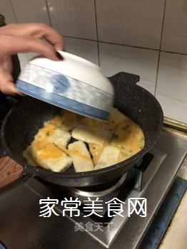蛋塌豆腐的做法步骤:6