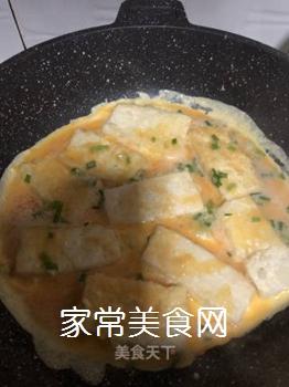 蛋塌豆腐的做法步骤:7