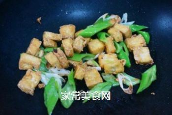 宫保豆腐的做法步骤:6