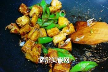 宫保豆腐的做法步骤:7