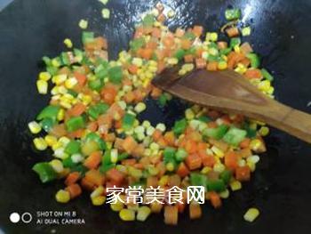 素炒三丁的做法步骤:6