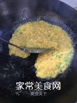 葱香红薯泥的做法步骤:9