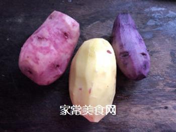 炝拌土豆丝的家常做法