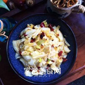 香辣白菜的做法步骤:9