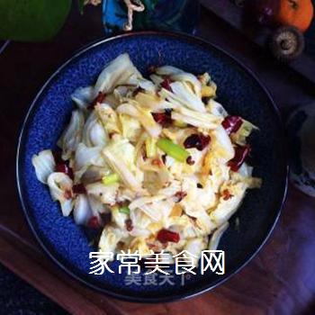 香辣白菜的做法步骤:10