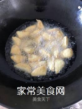 普宁炸豆干的做法步骤:3