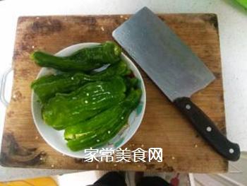 煎椒的家常做法