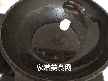 油渣炒菜苔的做法步骤:5