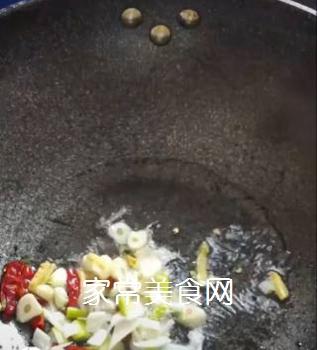 醋溜白菜的做法步骤:7