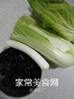 蚝油白菜的家常做法