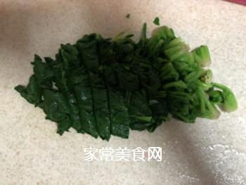 拌菠菜的做法步骤:5