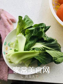 蚝油小青菜的家常做法