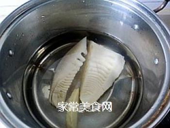 家庭版鱼香肉丝的做法步骤:3