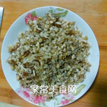 茶树菇牛肉末的做法步骤:2
