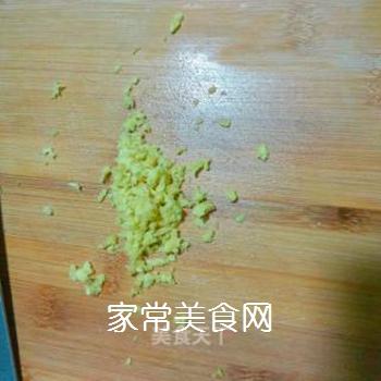 茶树菇牛肉末的做法步骤:4