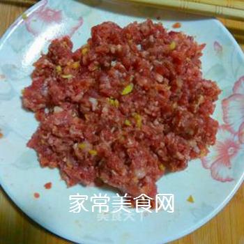 茶树菇牛肉末的做法步骤:9