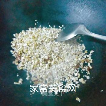 茶树菇牛肉末的做法步骤:10