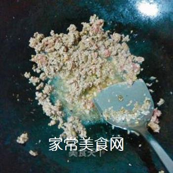 茶树菇牛肉末的做法步骤:15