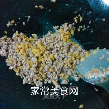 茶树菇牛肉末的做法步骤:16
