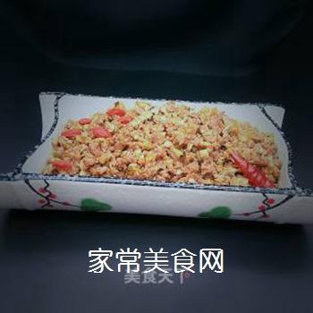 茶树菇牛肉末的做法步骤:19