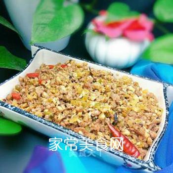 茶树菇牛肉末的做法步骤:22