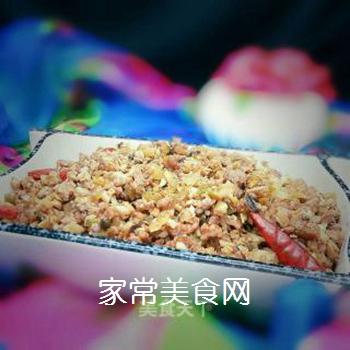茶树菇牛肉末的做法步骤:23