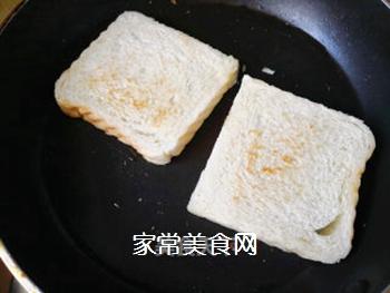 三明治的做法步骤:1