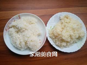 白萝卜牛肉烧麦的做法步骤:2