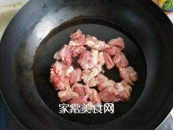 土豆炖牛肉的做法步骤:2
