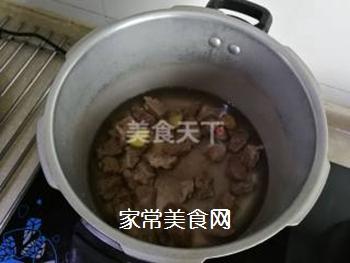 土豆炖牛肉的做法步骤:3